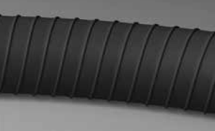 Industrial Duct - Black
