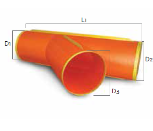 Mine Piping
